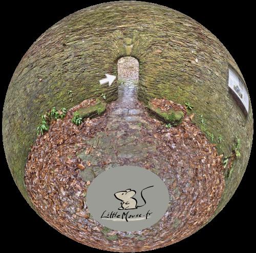 Visite virtuelle du Four à Chaux à Avessac