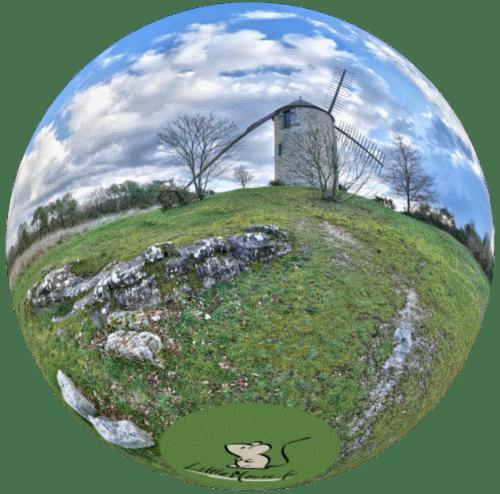Visite virtuelle Moulins St-Jacut-Les-Pins